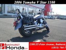 2006 Yamaha V-Star 1100 Cobra Exhaust! Boss Rebel Audio!