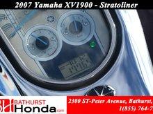 2007 Yamaha XV1900 Stratoliner