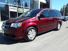 Dodge Grand Caravan Canada Value Package 2017