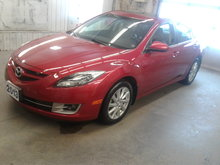Mazda Mazda6 GS Luxury. 2013