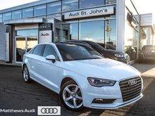 2016 Audi A3 1.8T Komfort FWD 6sp S tronic