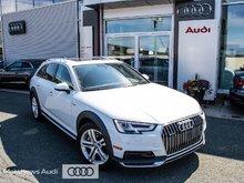 2017 Audi A4 allroad 2.0T Progressiv quattro 7sp S tronic