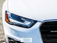 2015 Audi A4 2.0T Komfort quattro 6sp