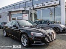2018 Audi A5 Sportback 2.0T Komfort quattro 7sp S Tronic