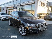 2015 Audi SQ5 3.0T Progressiv quattro 8sp Tiptronic