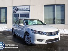 2015 Honda Accord Sedan L4 EX-L CVT