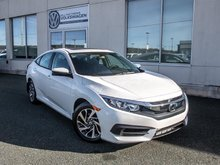 2016 Honda Civic Sedan EX CVT