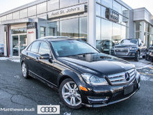 2012 Mercedes-Benz C300 4MATIC Sedan