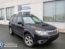 2010 Subaru Forester 2.5XT Limited at