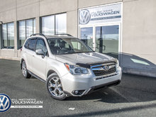 2015 Subaru Forester 2.5i Limited at