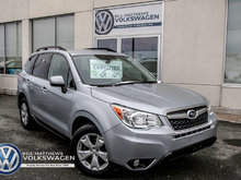 2016 Subaru Forester 2.5i Convenience at
