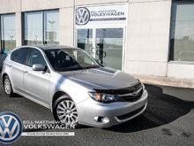2011 Subaru Impreza 5D 2.5 I Convenience at
