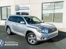 2009 Toyota Highlander 4-door 4WD V6 LTD 5A 7-Pass