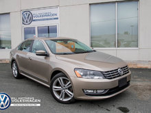 2015 Volkswagen Passat Highline 2.0 TDI 6sp DSG at w/ Tip