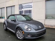 2015 Volkswagen The Beetle Convertible Comfortline 1.8T 6sp at w/Tip