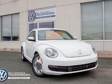 2016 Volkswagen The Beetle Classic 1.8T 5sp