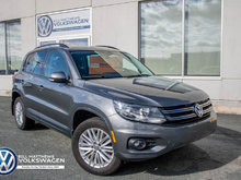 2016 Volkswagen Tiguan Special Edition 2.0T 6sp at w/Tip 4M