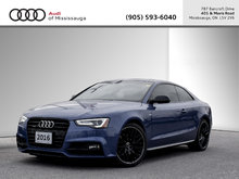 2016 Audi A5 2.0T Technik Plus quattro 8sp Tiptronic Cpe