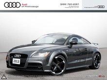 2015 Audi TT 2.0T qtro S Line Competition 6sp S tronic Cpe