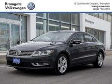 2013 Volkswagen CC Sportline 2.0T 6sp DSG Tip