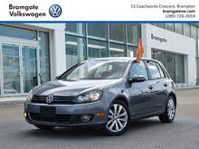2013 Volkswagen Golf 5-Dr Wolfsburg Edition 2.0 TDI 6sp
