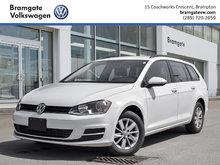 2015 Volkswagen Golf Sportwagon 1.8T Trendline at w/Tip