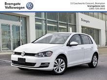 2017 Volkswagen Golf 5-Dr 1.8T Comfortline 5sp