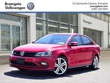 2016 Volkswagen Jetta GLI Autobahn 2.0T 6sp DSG at w/Tip