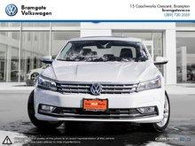 2017 Volkswagen Passat Highline 3.6L VR6 6sp DSG at w/Tip