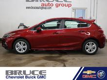 2018 Chevrolet Cruze LT HATCHBACK