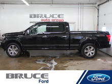 2018 Ford F-150 PLATINUM
