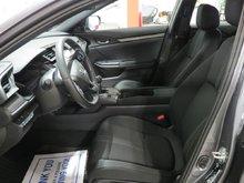 2019 Honda Civic Hatchback LX MT