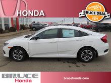 2018 Honda Civic DX