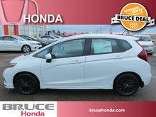 2018 Honda Fit SPORT 1.5L 4 CYL CVT FWD 5D HATCHBACK