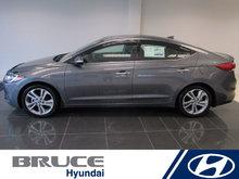 2017 Hyundai Elantra LIMITED - SAVE ON DEMOS