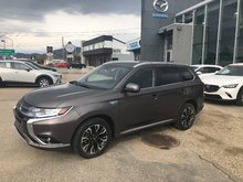 2018 Mitsubishi OUTLANDER PHEV SE PHEV