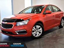 Chevrolet Cruze Limited ***LT CAMERA DE RECUL BLUETOOTH A/C *** 2016