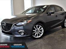 Mazda Mazda3 Sport *GT CUIR TOIT OUVRANT CAMERA DE RECUL BLUETOOTH * 2015