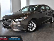 Mazda Mazda3 **GS SIEGE CHAUFFANT CAMERA DE RECUL BLUETOOTH** 2015