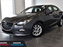 Mazda Mazda3 **GS SIÈGE CHAUFFANT CAMERA DE RECUL BLUETOOTH *** 2015