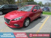 Mazda Mazda3 Sport *GS SIÈGE CHAUFFANT BLUETOOTH CAMERA DE RECUL * 2015