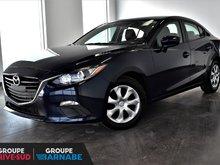 Mazda Mazda3 GX***A/C BLUETOOTH CAMERA DE RECUL*** 2016