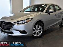 Mazda Mazda3 ***GX A/C + CAMERA DE RECUL + BLUETOOTH*** 2017