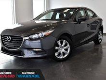 Mazda Mazda3 **GX CAMERA DE RECUL** 2018