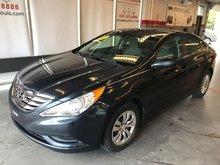 Hyundai Sonata GL - BANCS CHAUFFANTS 2012