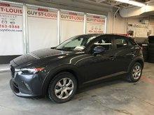 Mazda CX-3 GX AWD AUTOMATIQUE 2016