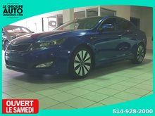 Kia Optima SX / TOIT / NAVI / CUIR / TURBO / 2013