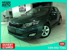 Kia Optima LX / AUT / BLUETOOTH / SIEGES CHAUFFANTS / MAGS / 2015