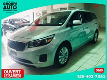 Kia Sedona LX / ANDROID GRAND ECRAN / CAMERA / 8 PLACES / 2017