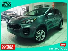 Kia Sportage LX / AWD / CAMERA DE RECUL / BLUETOOTH / 2017